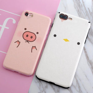 Phone Case - Chicken & Pig IPhone Case