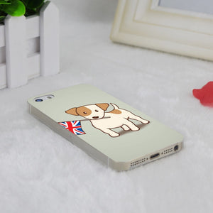 Phone Case - Cute Jack Russell IPhone Case