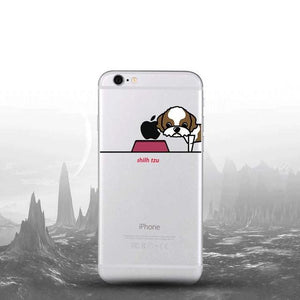 Phone Case - Cute Shih Tzu IPhone Case