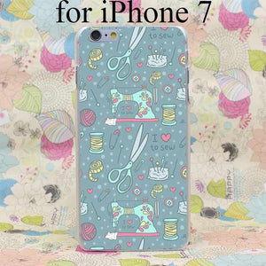 Phone Case - I Love To Sew IPhone Case
