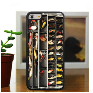 Phone Case - Tackle Box Fishing IPhone Case * Free Shipping! *