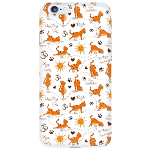 Phone Cases - Yoga Cats IPhone Case *Free Shipping*