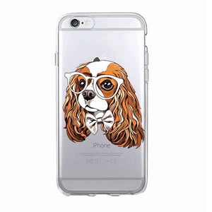 Cavalier King Charles Spaniel Soft TPU iPhone Case