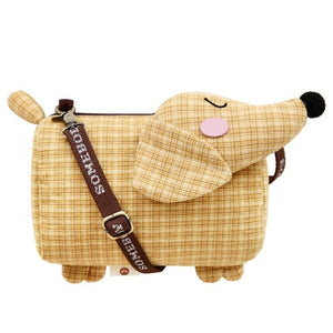 Cute Dachshund Shoulder Bag