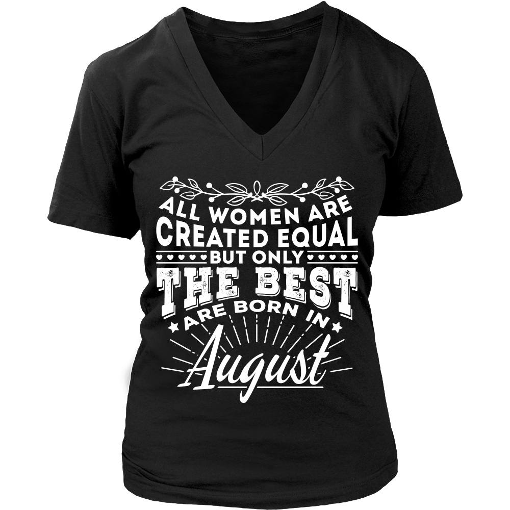 c5c79ccd T-shirt - 08 Born In August (Women)