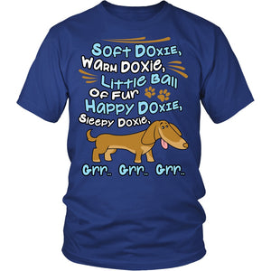 T-shirt - Happy Doxie Shirt