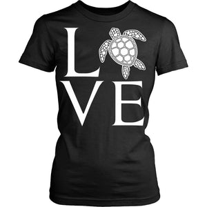 T-shirt - LOVE Sea Turtles