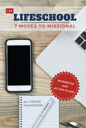 7 Moves to Missional Workbook
