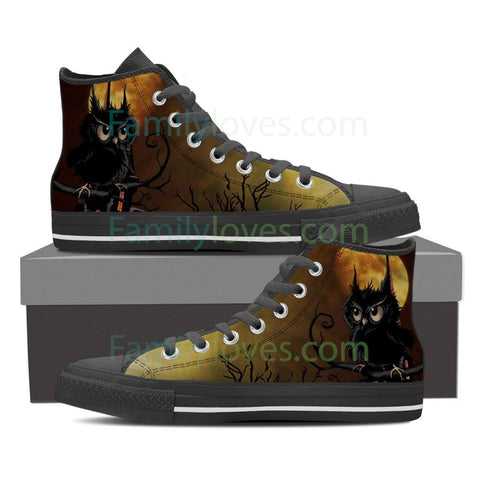 NATIVE AMERICAN  OWL HIGH SHOESFamilyloves