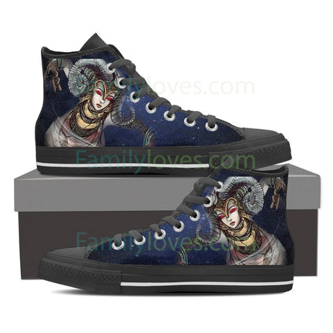 Aries High Shoes 4