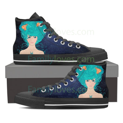 Pisces High Shoes 2