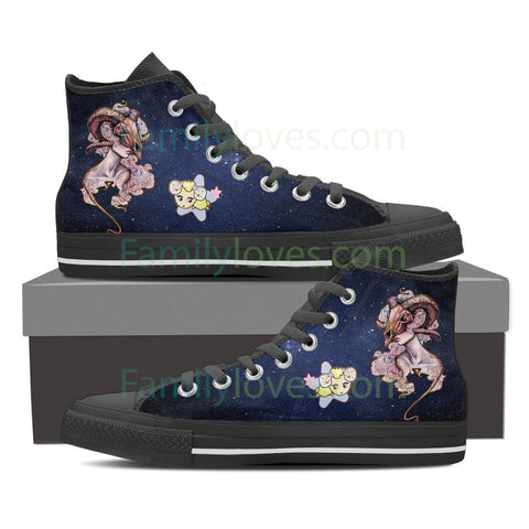 Aries High Shoes For Men 3