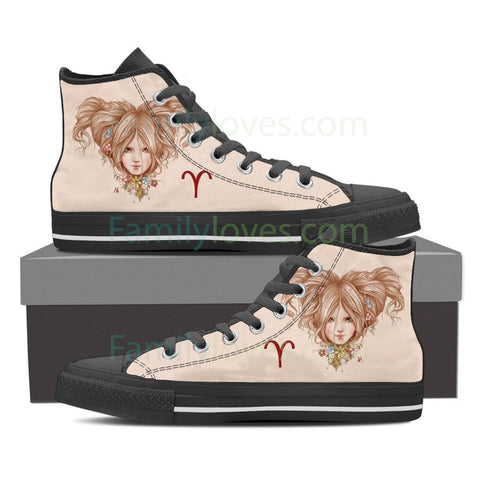 Aries High Shoes