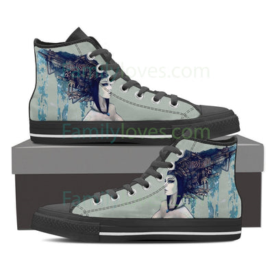 Aquarius High Shoes 3