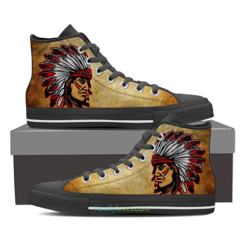 Native american face shoes for Women