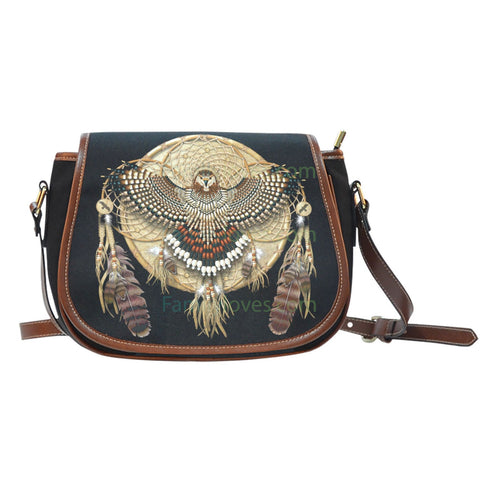 NATIVE SADDLE BAGFamilyloves