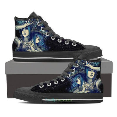 Gemini High Shoes 3
