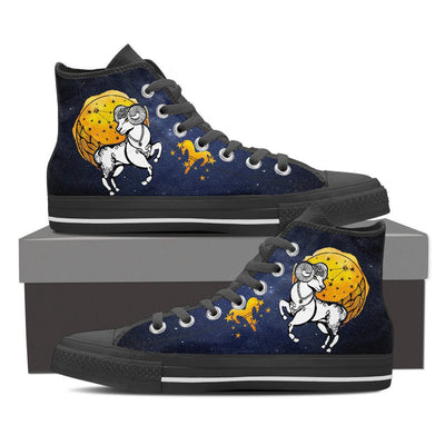 Aries High Shoes  2