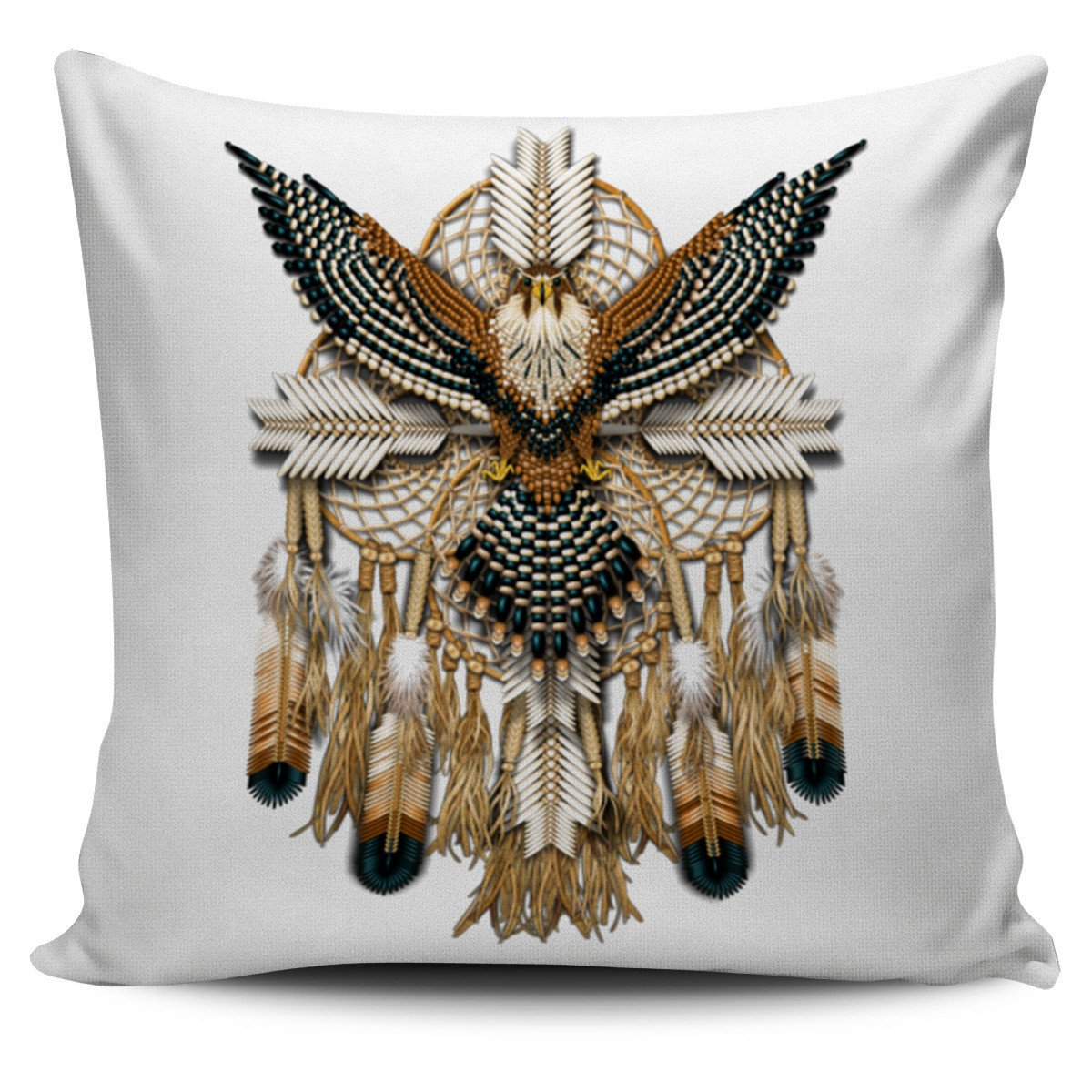 Shop for NATIVE AMERICANS at Familyloves: DREAMCATCHER PILLOWS ...