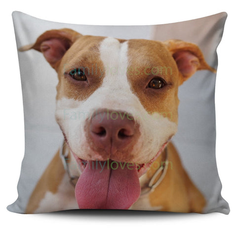 Pitbull Pillow