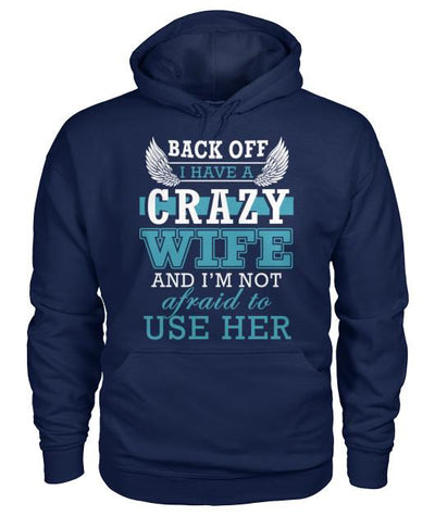 I HAVE A CRAZY WIFEI HAVE A CRAZY WIFE