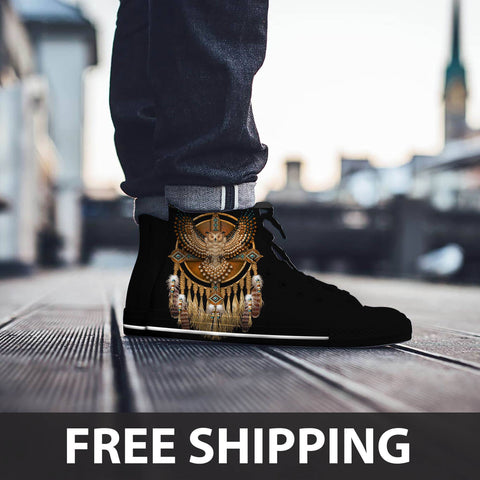 Native American Owl ShoesFamilyloves