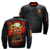 love is the feeling you get when you like something as much as your motorcycle OVER PRINT JACKET