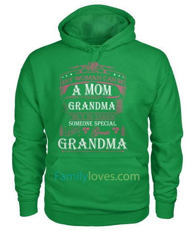A GREAT GRANDMA T-Shirts