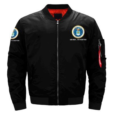 Buy U.S Airforce Veteran jacket v2.0 (over print) - Familyloves hoodies t-shirt jacket mug cheapest free shipping 50% off