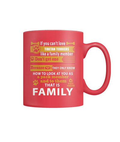 Buy TIBETAN TERRIERS DOG - MUGS - Familyloves hoodies t-shirt jacket mug cheapest free shipping 50% off