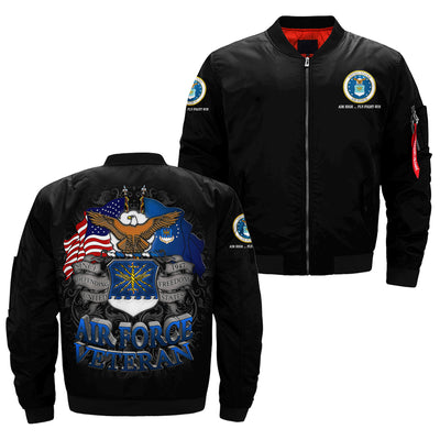 Buy Air Force Veterans over print jacket - Familyloves hoodies t-shirt jacket mug cheapest free shipping 50% off