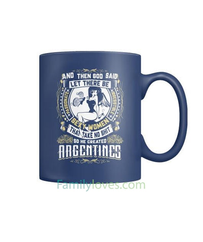 Buy ARGENTINES - MUGS - Familyloves hoodies t-shirt jacket mug cheapest free shipping 50% off