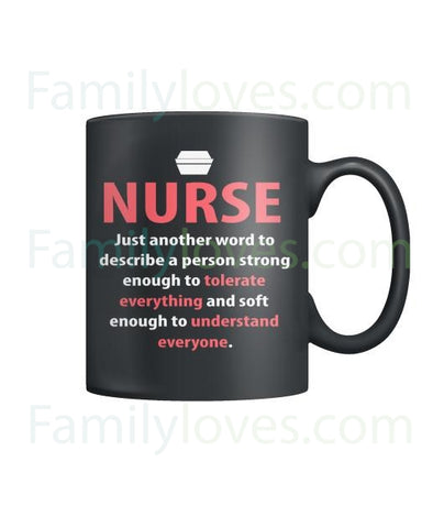 I Am  A Nurse Mugs