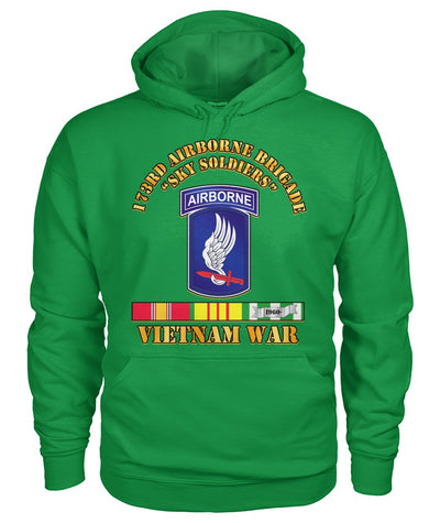 Buy 173rd Airborne Brigade sky soldiers vietnam war hoodie, sweatshirt, t-shirt - Familyloves hoodies t-shirt jacket mug cheapest free shipping 50% off