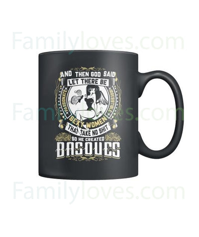Buy BASQUES - MUGS - Familyloves hoodies t-shirt jacket mug cheapest free shipping 50% off