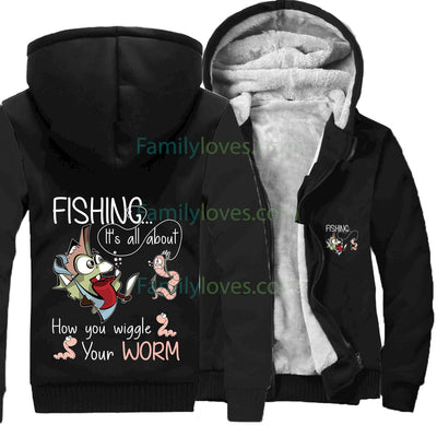 Buy Fishing it's all about... - Familyloves hoodies t-shirt jacket mug cheapest free shipping 50% off