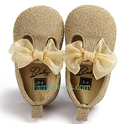 Baby Girls Boy's Sneaker MoccasinsFamilyloves