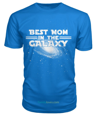 Buy Best Mom In The Galaxy Tshirt - Familyloves hoodies t-shirt jacket mug cheapest free shipping 50% off