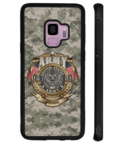 Buy Army this we'll defend Samsung, iPhone case - Familyloves hoodies t-shirt jacket mug cheapest free shipping 50% off