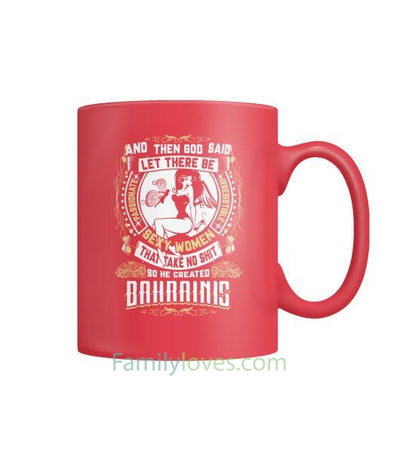 Buy BAHRAINIS - MUGS - Familyloves hoodies t-shirt jacket mug cheapest free shipping 50% off