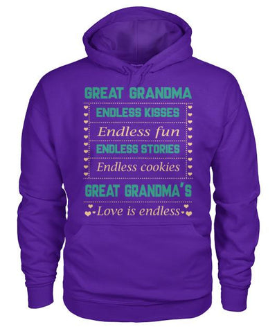 GREAT GRANDMA SHIRTS
