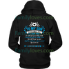 To My Son - Never Forget That I Love You Hoodie