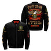 i will live by this oath until the day i die because i am and always will be u.s army veteran over print jacket