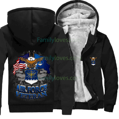 Buy AIR FORCE VETERANS HOODIE - Familyloves hoodies t-shirt jacket mug cheapest free shipping 50% off