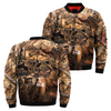 3D All Over Printed Hunting Camo Jacket