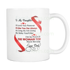 TO MY DAUGHTER I LOVE YOU FOREVER DAD MUG