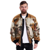 Bulldog  over print jacket 2