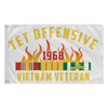 50th Anniversary of Tet Offensive FLAG