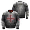 Buy 3D over printed Knights Templar Tops bomber jacket - Familyloves hoodies t-shirt jacket mug cheapest free shipping 50% off
