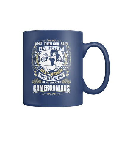 Buy CAMEROONIANS  - MUGS - Familyloves hoodies t-shirt jacket mug cheapest free shipping 50% off